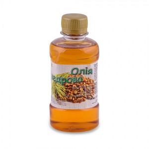 Cedar oil cold pressed Organic Eco-Product, 1000 ml