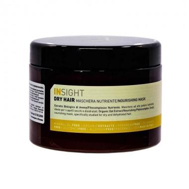 Маска живильна для сухого волосся Insight Dry Hair Nourishing Mask, 500 мл (8029352353253)