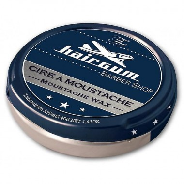 Воск для усов HAIRGUM Barber Moustache Wax, 40 г