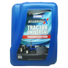 Трансмиссионное масло ATLANTIC TRACTOR UNIVERSAL TRANSMISSION FLUID, 20 л