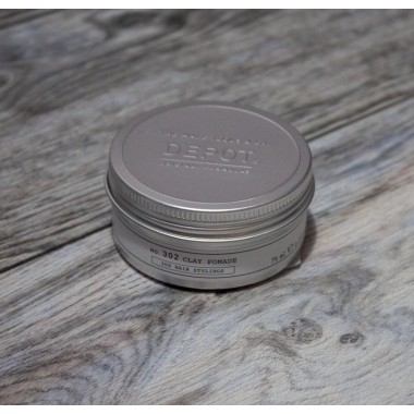 Depot Hair Styling 302 Clay Pomade, 75 ml