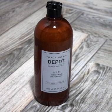 Кондиционер для волос освежающий Depot 201 Refreshing Conditioner, 1000 мл