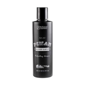 Шампунь для волосся чоловічий Professional Cosmetics Man Hair Mint Shampoo, 200 мл