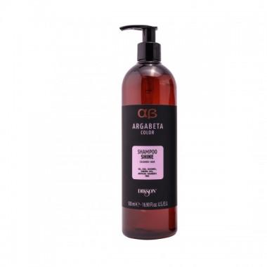 Шампунь для окрашеных волос Dikson ArgaBeta Sampoo Color Shine, 500 мл