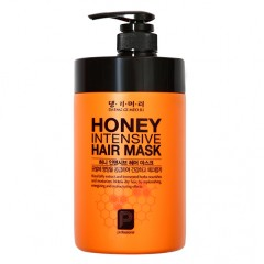 Интенсивная медовая маска Honey Intensive Hair Mask DAENG GI MEO RI (Корея), 1000 мл