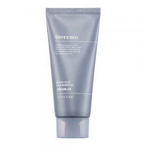 Moremo Black Clay Hair Removal Cream B», 100 g