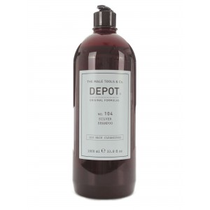 Depot 105 Invigorating Shampoo, 1000 ml