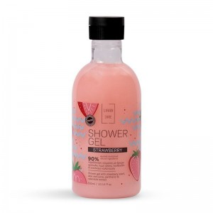 Shower Gel Lavish Care Strawberry, 300 ml