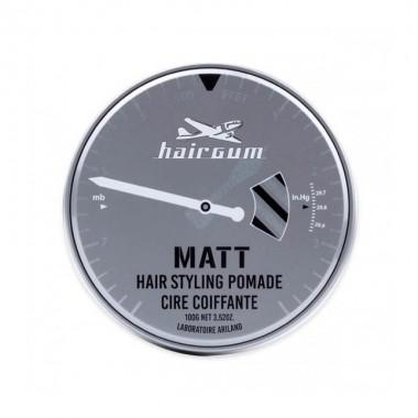 HAIRGUM MATT POMADE HAIR STYLING, 100 g