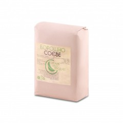 Natural soy flour Organic Eco-Product, 5 kg