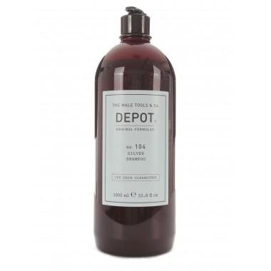 Depot 105 Invigorating Shampoo, 1000 ml