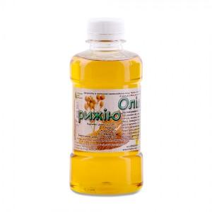 Олія рижію холодного віджиму Organic Eco-Product, 250 мл