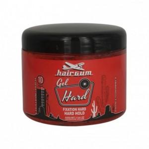 """Моделирующий гель для экстрасильной фиксации """"Цветок хинного дерева"""" HAIRGUM HARD GEL, 500 г"""