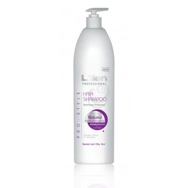 Шампунь для нормального та жирного волосся Lilien Professional Pro-Style, 1000 мл