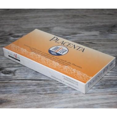 Лікувально-профілактичний лосьйон з рослинної плацентою і пантенолом Punti di Vista Baxter Placenta, 10х10 мл