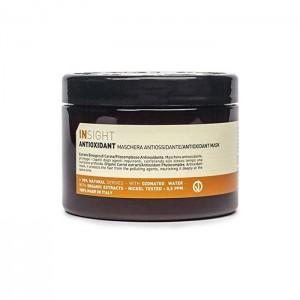 Маска тонизирующая для всех типов волос Insight Antioxidant Rejuvenating Mask, 500 мл (8029352150173)