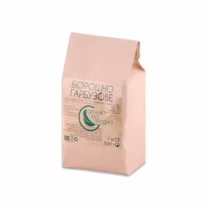Natural pumpkin flour Organic Eco-Product, 500 g