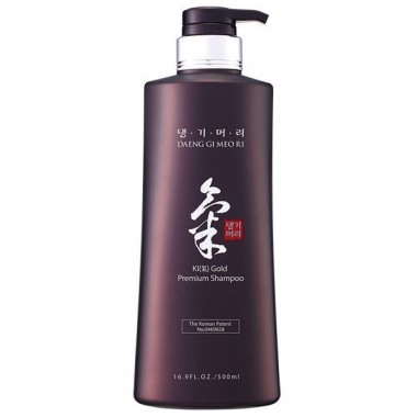 Универсальный шампунь DAENG GI MEO RI (Корея) KI GOLD Premium Shampoo, 500 мл