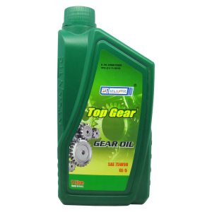 Atlantic Top Gear Oil 75W-90 GL-5, 1 l