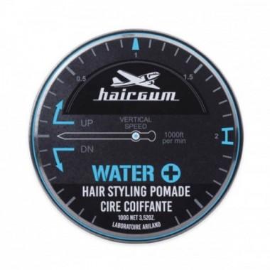 Помада для стайлінгу на водяній основі HAIRGUM WATER HAIR STYLING POMADE, 100 г