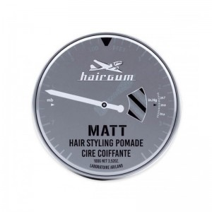 HAIRGUM MATT POMADE HAIR STYLING, 100 g