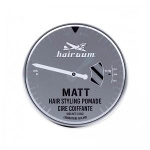 Помада для стайлинга HAIRGUM MATT HAIR STYLING POMADE, 100 г