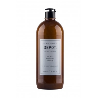 Depot Hair Cleansings 103 Hydrating Shampoo, 1000 ml