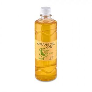 Амарантовое масло холодного отжима Organic Eco-Product, 1000 мл