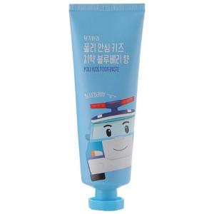 Daeng Gi Meo RI Poli Kids Toothpaste Blueberry, 100 g