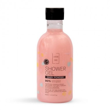 Lavish Care Shower gel Baby Powder, 300 ml