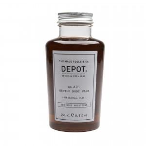Гель для душа Оригинальный уд Depot 601 Gentle Body Wash Original Oud, 250 мл