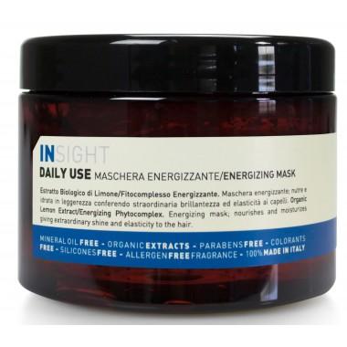 Маска энергетическая для ежедневного ухода за волосами всех типов Insight Daily Use Energizing Mask, 500 мл