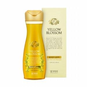 Шампунь проти випадіння волосся без сульфатів Daeng Gi Meo RI Yellow Blossom Shampoo, 400 мл