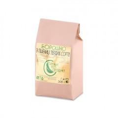 Борошно з пшениці твердих сортів натуральне Organic Eco-Product, 500 г